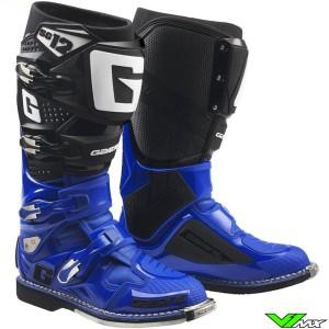 Gaerne SG-12 Motocross Boots - Blue / Black