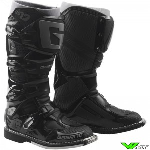 Gaerne SG-12 Motocross Boots - Black