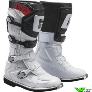 Gaerne GX-1 Motocross Boots - White
