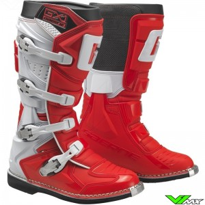 Gaerne GX-1 Motocross Boots - Red