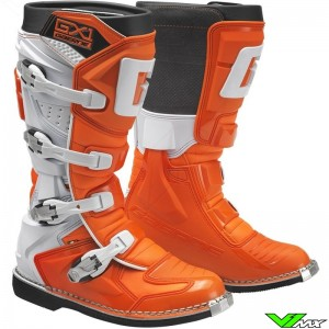 Gaerne GX-1 Motocross Boots - Orange