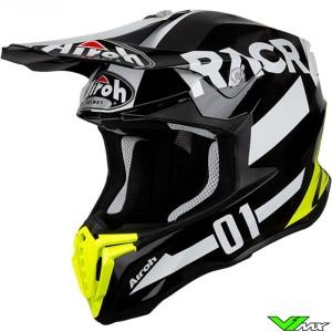 Airoh Twist 2019 Motocross Helmet - Racr Gloss