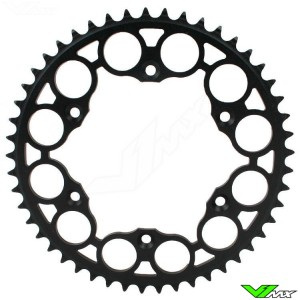 S-teel Rear Sprocket Steel (420) - Kawasaki KX80 KX85 KX100