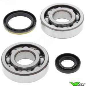 All Balls Crankshaft Bearings - Suzuki RM250