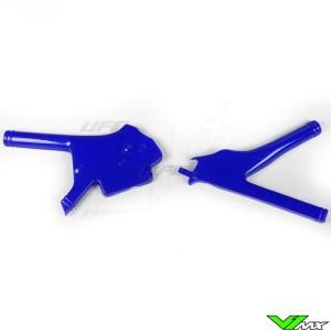 UFO Frame Bescherming Blauw - Yamaha YZF250 YZF450 WR250F WR450F