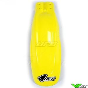 UFO Front Fender Yellow - Kawasaki KLX110