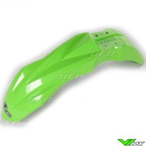 UFO Voorspatbord Groen - Kawasaki KXF250 KXF450