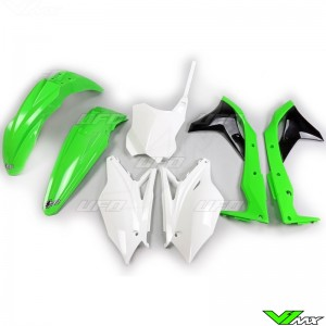 UFO Plastic Kit OEM - Kawasaki KXF250