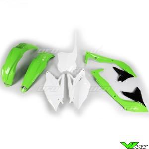 UFO Plastic Kit OEM - Kawasaki KXF450