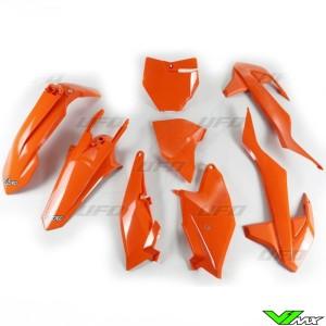 UFO Plastic Kit Orange - KTM 85SX