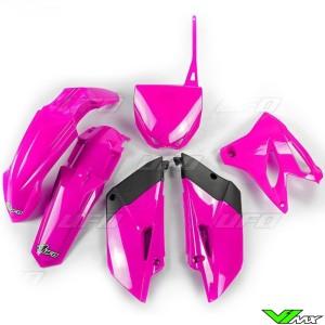 UFO Plastic Kit Pink - Yamaha YZ85