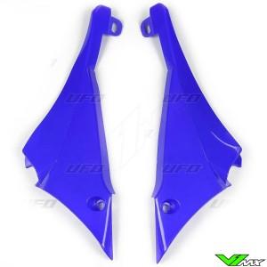 UFO Radiator Shrouds Blue - Yamaha YZF450