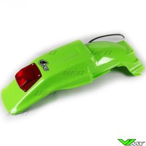 UFO Rear Fender Green - Kawasaki KDX200