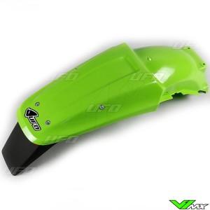 UFO Achterspatbord met Achterlicht Groen - Kawasaki KX125 KX250