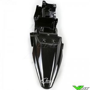 UFO Rear Fender Black - Kawasaki KLX110