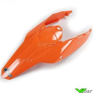 UFO Rear Fender and Side Number Plate Orange - KTM 200EXC 250EXC 300EXC 400EXC 450EXC 530EXC 250EXC-F