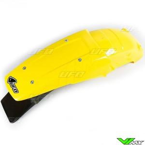UFO Achterspatbord met Achterlicht Geel - Suzuki RM125 RM250