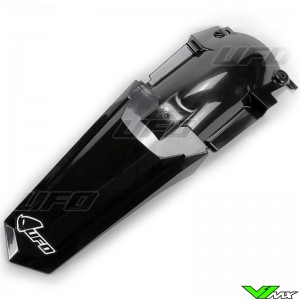 UFO Restyle Rear Fender Black - Yamaha YZ85