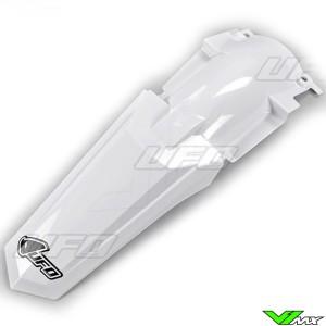 UFO Restyle Rear Fender White - Yamaha YZ85