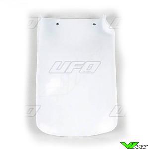 UFO Mud Flap White - Honda CR125 CR250 CRF250R CRF450R CRF450X