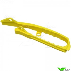 UFO Chain Slider Yellow - Suzuki RMZ250 RMZ450