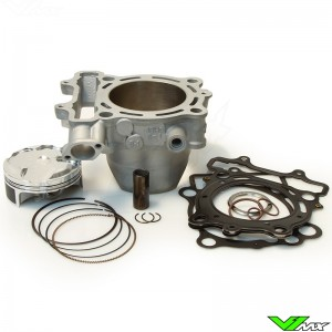 Cylinder Works Piston and Cylinder Kit High Compression - Suzuki RMZ250