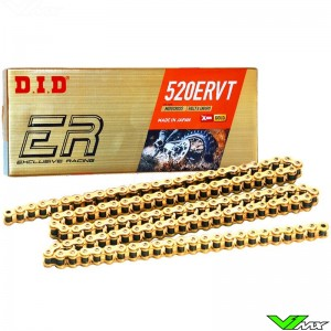 DID 520 ERVT Ketting X-ring 120 schakels