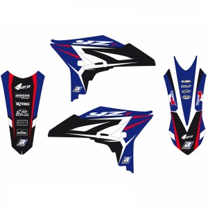 Blackbird Dream 4 Stickerset - Yamaha YZF250