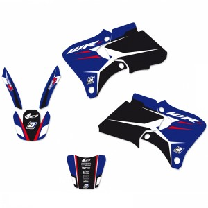 Blackbird Dream 4 Stickerset - Yamaha WR400F WR426F