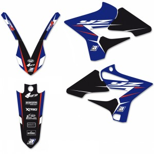 Blackbird Dream 4 Stickerset - Yamaha YZ125 YZ250
