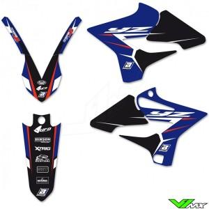 Blackbird Dream 4 Stickerset - Yamaha YZ125 YZ250