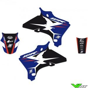 Blackbird Dream 4 Stickerset - Yamaha WR250F WR450F