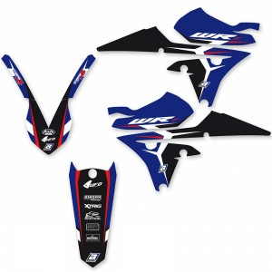 Blackbird Dream 4 Stickerset - Yamaha WR250F WR450F