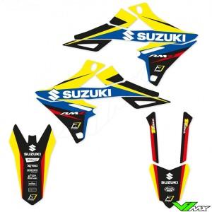 Blackbird Dream 4 Stickerset - Suzuki RMZ250 RMZ450