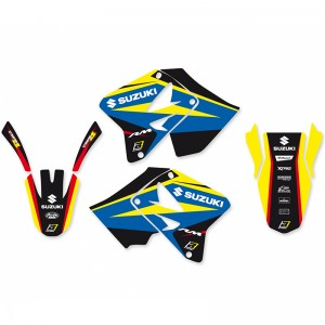 Blackbird Dream 4 Stickerset - Suzuki RM125 RM250