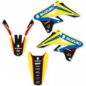 Blackbird Dream 4 Stickerset - Suzuki RMZ250