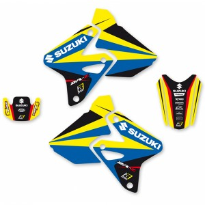 Blackbird Dream 4 Stickerset - Suzuki DRZ400