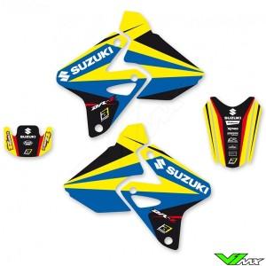Blackbird Dream 4 Stickerset - Suzuki DRZ400