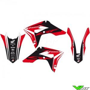 Blackbird Dream 4 Stickerset - Honda CRF250R CRF450R CRF450RX