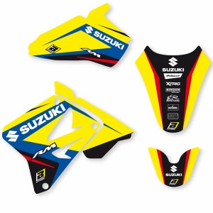 Blackbird Dream 4 Stickerset - Suzuki RM85