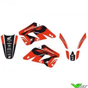 Blackbird Dream 4 Stickerset - Honda CR125 CR250