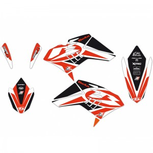 Blackbird Dream 4 Stickerset - Beta RR350-4T RR400-4T