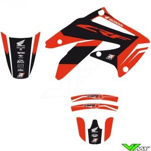 Blackbird Dream 4 Stickerset - Honda CRF450R