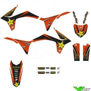 Blackbird Rockstar Stickerset - KTM