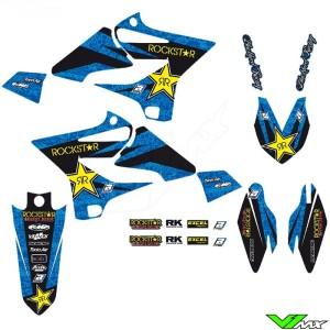 Blackbird Rockstar Stickerset - Yamaha YZ125 YZ250 YZ250X WR250