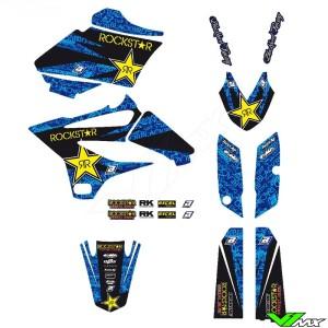 Blackbird Rockstar Stickerset - Yamaha YZ85