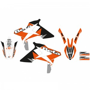 Blackbird Dream 3 Stickerset - Beta RR250-2T RR300-2T RR350-4T RR390-4T RR430-4T RR480-4T
