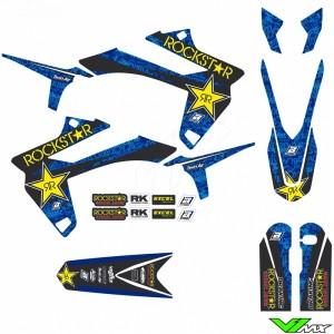 Blackbird Rockstar Stickerset - Sherco 250SE 300SE 250SEF 300SEF 450SEF