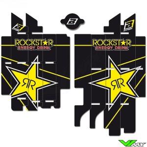 Blackbird Rockstar Radiateur Lamellen Stickers - Suzuki RMZ450