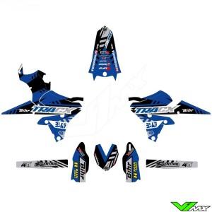 Kutvek TRACX Stickerset - Yamaha YZF250 YZF450